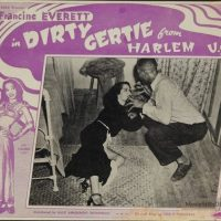 "Francine Everett In ""Dirty Gertie From Harlem U.S.A."" Film (Full Video), Update"