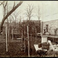 Hand Pump Well At 139th Street, NY 1898 (Photograph)