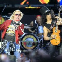 Guns N' Roses Launch SiriusXM Channel At The Apollo Theater In Harlem