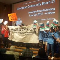 East Harlem Rezoning Plan Rejected By Community Board During Heated Meeting