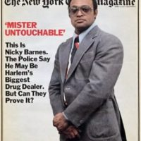 Harlem Man Nicky Barnes Mr. Untouchable Cover 40th Anniversary