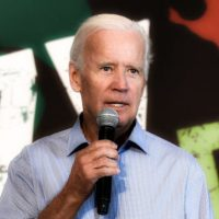 Harlem's Samuelsson Urges Biden 2020 Bid, While Biden Urges Young Folks To Fill The Void