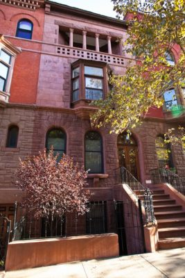 Location This Prime 20 Footer At 17 West 120th Street Harlem New York Is In Mint Condition A Luxurious Victorian Brownstone