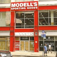 Modell's Sporting Goods And P.C. Richard & Son Opening New Store In Harlem