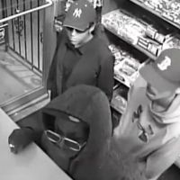 East Harlem Bodega Robbed At Gunpoint
