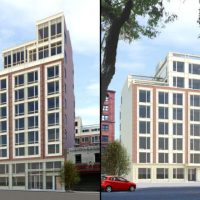 Two-Building Development In West Harlem