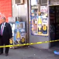 Harlem Bodega Clerk Stabs Robber To Death