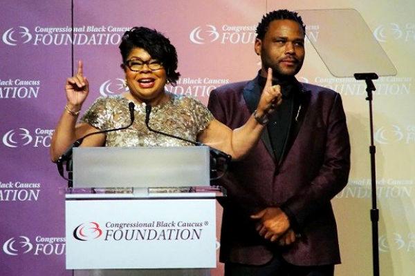 Seitu's World: Congressional Black Caucus Foundation's 2017 Phoenix Awards Dinner (Photographs)