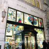 Lovepop x Henri Bendel NYC Window Display Reveal (Photographs)