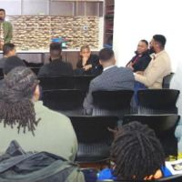 Seitu's World: MLK Day At YMCA Mentoring Youth In Harlem (Photographs)