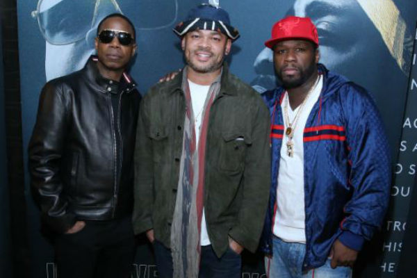 Biggie And Tupac Bring Out The Stars For USA Network Screening (Photographs)