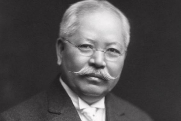 Harlem's Jokichi Takamine, First Biotech Engineer, Adrenaline And Nippon Club Founder