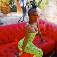 Harlem's Fabulous Teyana Taylor Was Sizzling At Coachella 2018