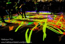 Light Graffiti by Floating Pictures