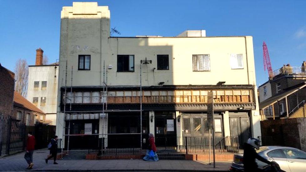 New Harlesden Pub Name Revealed