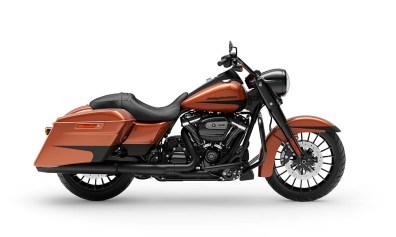 Motocykel Harley-Davidson Touring Road King Special 114