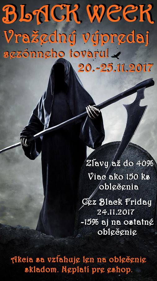 c3b2d31630 BLACK FRIDAY celý týždeň v Harley-Davidson Bratislava