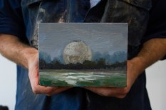 The Weight of the Moon $550
