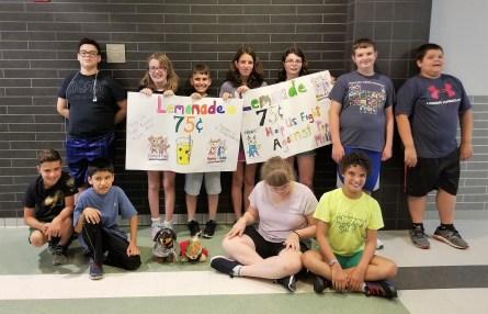 Video Carol Ann Solares kids fundraiser 8