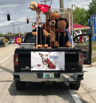 Valrico Harley's Heroes Parade March 2019 (15)