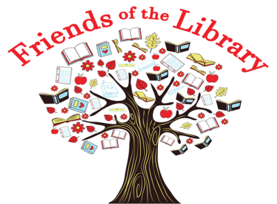 Friends of the Library tree