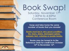Book Swap @ Harlingen Public Library - Conference Room