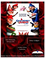 Family Movie Night @ Harlingen Public Library - Library Auditorium