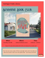 Sunshine Book Club @ Harlingen Public Library - Conference Room