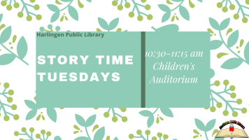 Story Time Tuesdays @ Children's Auditorium
