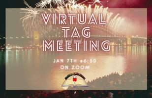 Virtual Tag Meeting @ Zoom Meeting-Teen Website