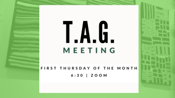 TAG Meeting @ Harlingen Public Library- Zoom