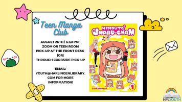 Teen Manga Club