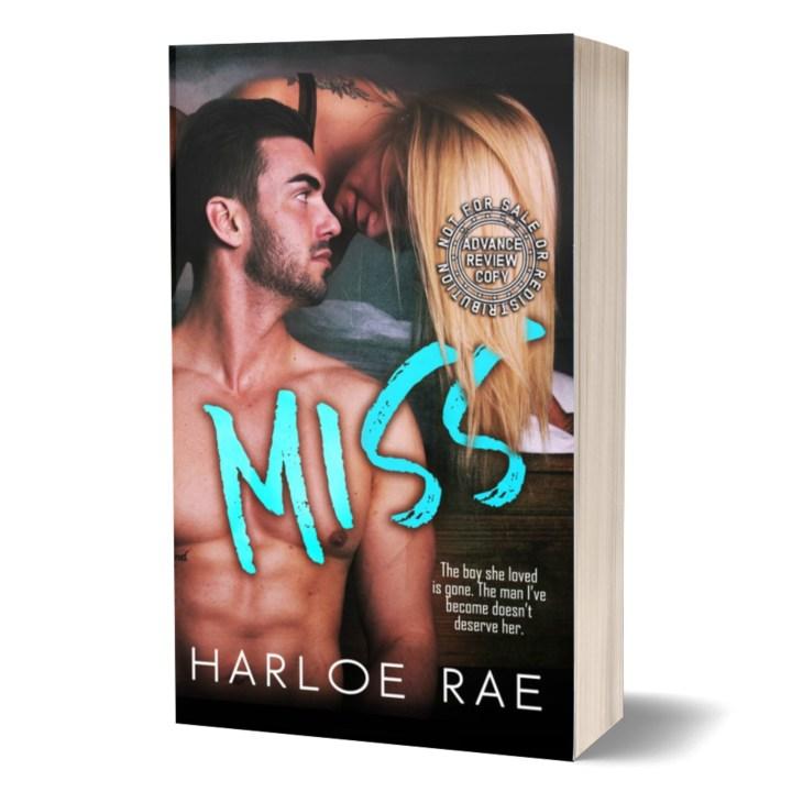 miss arc paperback