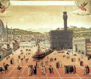Execution of Savonarola