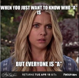 "You Can Now Create & Share Your Own ""Pretty Little Liars"" Memes"