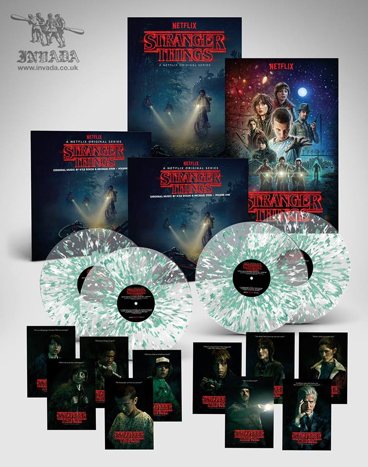 Invada Records Set To Release Special 'Stranger Things' Box Set