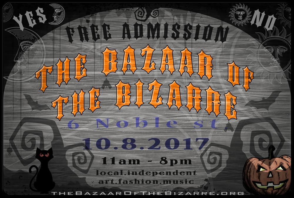 the bazaar of the bizarre pia bouman ballet school october 8 2017