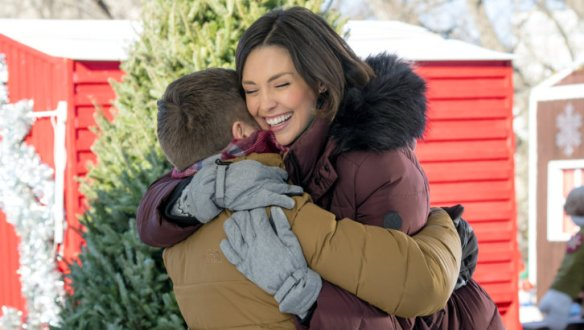 Christmas Festival Of Ice.Exclusive An Interview With Taylor Cole From Hallmark