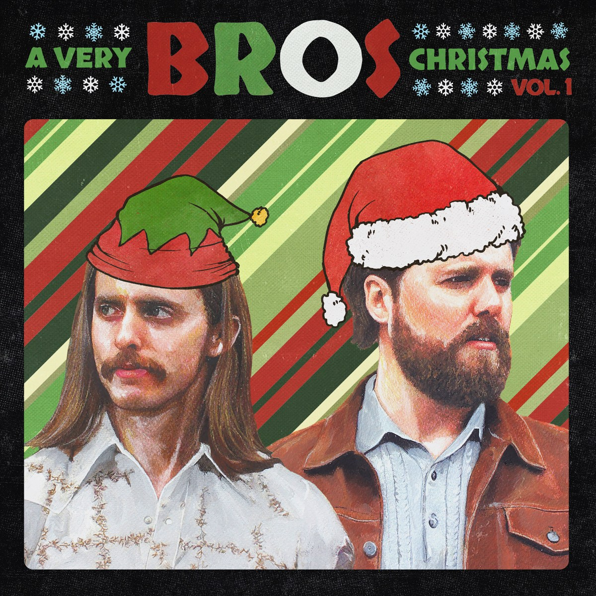 "Bros Announce ""A Very Bros Christmas Vol. 1"" Out November 24 2017"