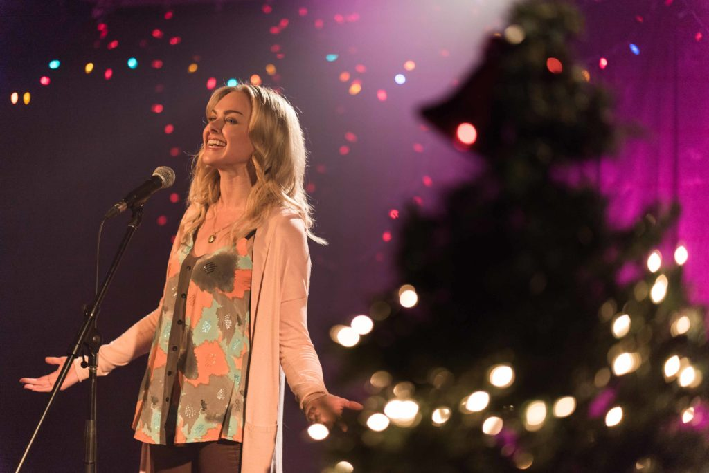 "Exclusive: An Interview With Laura Bell Bundy From UPtv's ""Christmas Calendar"""