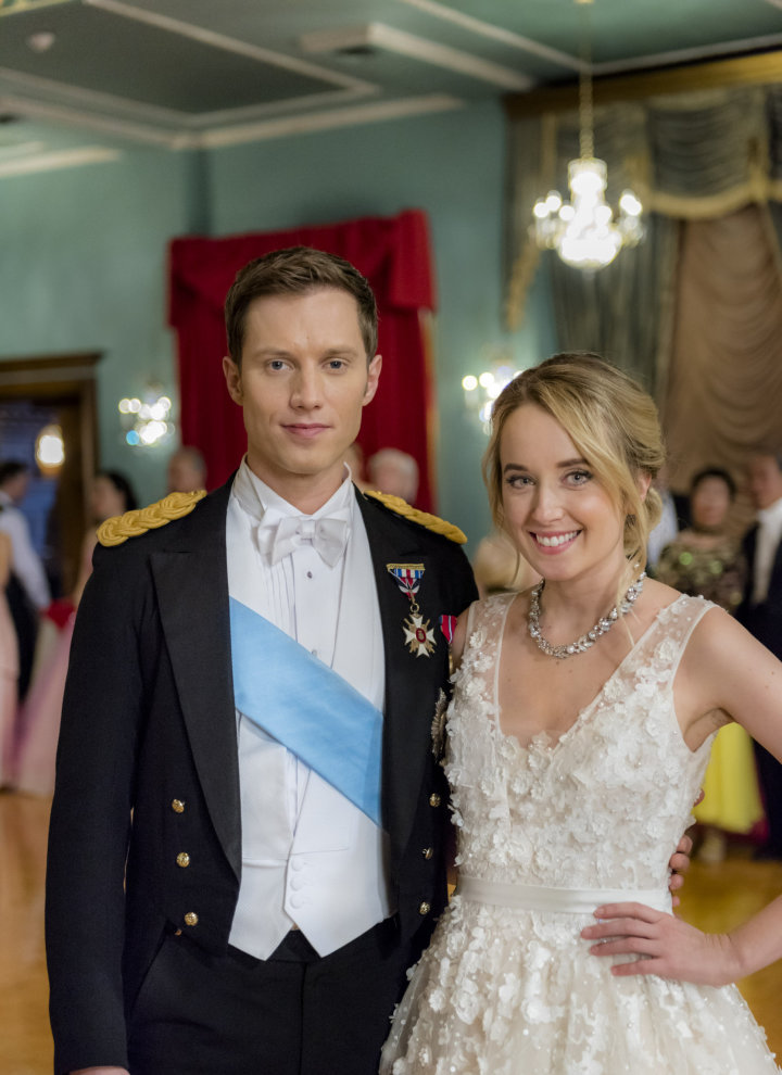 "Preview: ""Once Upon A Prince"" A Hallmark Channel ""Spring Fever"" Original Movie"