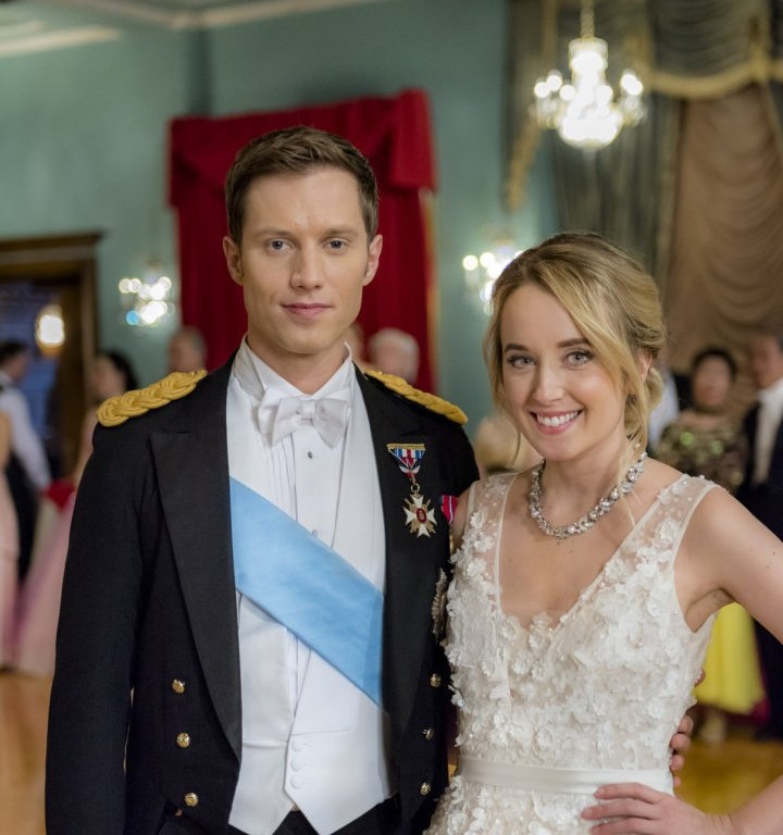 """Preview: """"Once Upon A Prince"""" A Hallmark Channel """"Spring"""