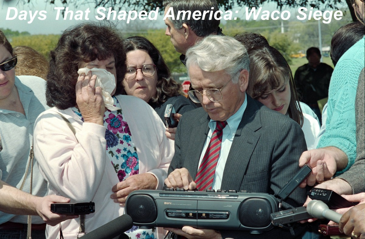 TV Special: Days That Shaped America: Waco Siege
