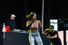 Azealia Banks NXNE 2018 (8)