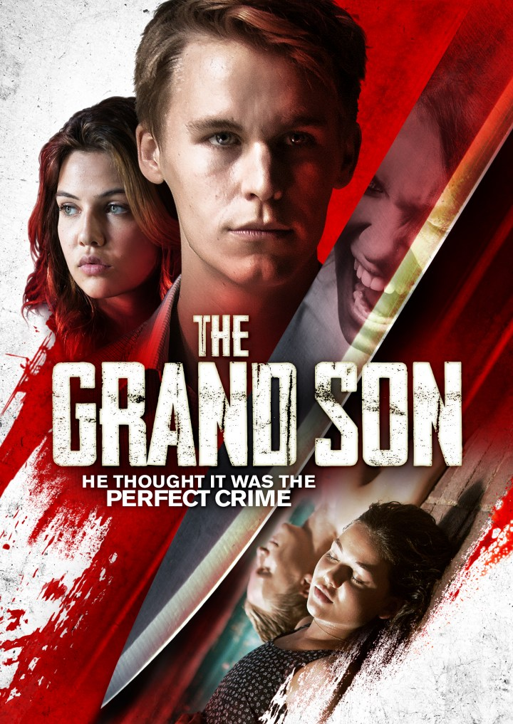 GRAND SON-KEY ART-FLAT