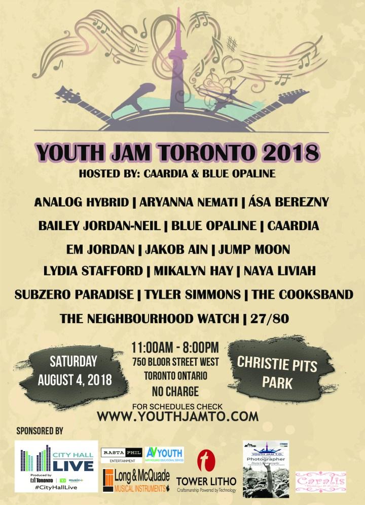 Youth Jam Toronto 2018 Final