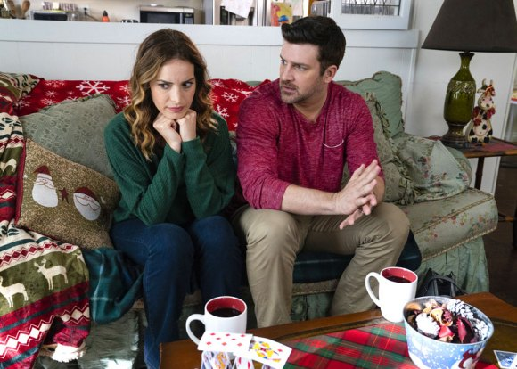 Christmas Switch.Exclusive An Interview With Jackie Seiden From Uptv S