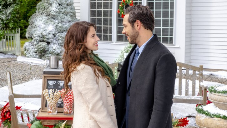 "Preview: ""Christmas at Pemberley Manor"" A Hallmark Channel 'Countdown To Christmas' Original Movie (2018)"