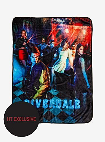 riverdale throw blanket