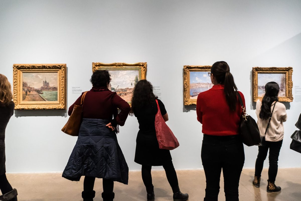 "An Evening At ""Impressionism In The Age Of Industry: Monet, Pissarro And More"" At The Art Gallery Of Ontario"